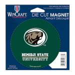 Fanatics Bemidji State Beavers 4'' Tier Circle Car Magnet
