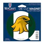 Fanatics Brockport Golden Eagles 4'' Tier Circle Car Magnet