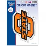 "Fanatics Oklahoma State Cowboys WinCraft 6"" x 9"" Car Magnet"