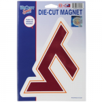 "Fanatics Virginia Tech Hokies WinCraft 6"" x 9"" Car Magnet"