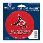 Fanatics Wisconsin-River Falls Falcons 4'' Tier Circle Car Magnet