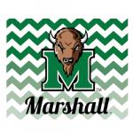 Fanatics Marshall Thundering Herd 2-Pack Chevron Car Magnets