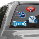 Fanatics Tennessee Titans WinCraft Ultra Decal Sheet