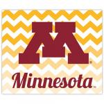 Fanatics Minnesota Golden Gophers 2-Pack Chevron Car Magnets