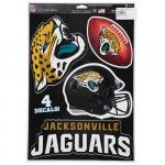 Fanatics Jacksonville Jaguars WinCraft Ultra Decal Sheet