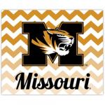 Fanatics Missouri Tigers 2-Pack Chevron Car Magnets