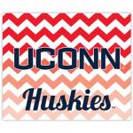 Fanatics UConn Huskies 2-Pack Chevron Car Magnets