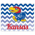 Fanatics Kansas Jayhawks 2-Pack Chevron Car Magnets