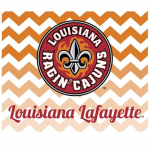 Fanatics Louisiana-Lafayette Ragin Cajuns 2-Pack Chevron Car Magnets