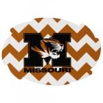 Fanatics Missouri Tigers 2-Pack Chevron Swirl Car Magnets