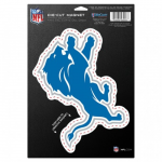 "Fanatics Detroit Lions WinCraft 6"" x 9"" Car Magnet"