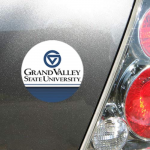Fanatics Grand Valley State Lakers 4'' Tier Circle Car Magnet