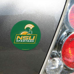Fanatics Norfolk State Spartans 4'' Tier Circle Car Magnet