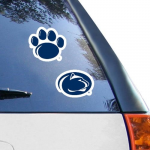Fanatics Penn State Nittany Lions 2-Pack 4'' x 4'' Die-Cut Decals