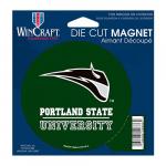 Fanatics Portland State Vikings 4'' Tier Circle Car Magnet