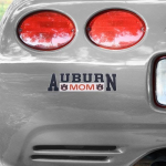 Fanatics Auburn Tigers Mom Car Decal