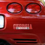 Fanatics Georgia Bulldogs Alumni Car Decal
