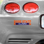 Fanatics Boise State Broncos Alumni Car Decal