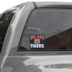 Fanatics Auburn Tigers 5'' x 6'' We Are Tigers Decal