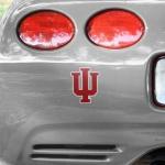 Fanatics Indiana Hoosiers Crimson Wordmark Decal