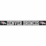 Fanatics Denver Broncos 2'' x 19'' Letters Die-Cut Decal