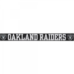 Fanatics Oakland Raiders 2'' x 19'' Letters Die-Cut Decal