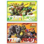 "Fanatics NASCAR WinCraft Teenage Mutant Ninja Turtles 2"" x 3"" 2-Pack Car Magnet Set"