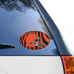 Fanatics Cleveland Browns 6'' x 6'' Zebra Die-Cut Repositionable Vinyl Decal