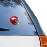 Fanatics Arkansas Razorbacks 5'' x 7'' Helmet Decal