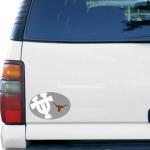 Fanatics Texas Longhorns 5'' x 7'' Car Magnet