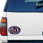 Fanatics UTEP Miners 5'' x 7'' Car Magnet