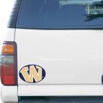 Fanatics Washington Huskies 5'' x 7'' Car Magnet