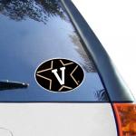 """Fanatics Vanderbilt Commodores 5"""" x 7"""" Mega Decal"""