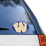 "Fanatics Washington Huskies 5"" x 7"" Mega Decal"