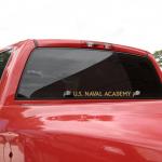 Fanatics Navy Midshipmen Automobile Decal Strip