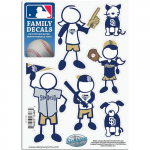 Fanatics San Diego Padres Family Decal Small Package