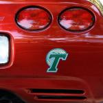 Fanatics Tulane Green Wave Team Logo Car Decal