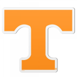 "Fanatics Tennessee Volunteers 6"" Team Logo Car Magnet"