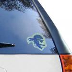 Fanatics Seton Hall Pirates 4'' x 4'' Team Logo Window Vinyl Decal