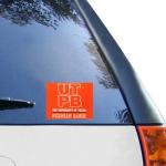 Fanatics UTPB 4'' x 6'' Ultra Decal