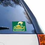 Fanatics Norfolk State Spartans 4'' x 6'' Ultra Decal