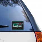 Fanatics Wisconsin-Green Bay Phoenix 4'' x 6'' Ultra Decal