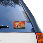 Fanatics Clemson Tigers 2014 Orange Bowl Bound 4'' x 6'' Ultra Decal