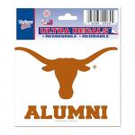 "Fanatics Texas Longhorns 3"" x 4"" NCAA Alumni Pride Decals - Burnt Orange"