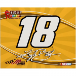 "Fanatics Kyle Busch 5"" x ""6 Traditional Decal"