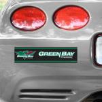 Fanatics Wisconsin-Green Bay Phoenix Tier 12'' x 3'' Bumper Sticker