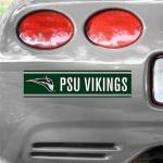 Fanatics Portland State Vikings Tier Bumper Sticker