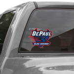 Fanatics DePaul Blue Demons 8'' x 8'' Colored Die Cut Decal