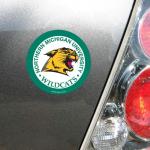 "Fanatics Northern Michigan Wildcats WinCraft 4"" Die Cut Car Magnet"
