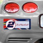 Fanatics Brad Keselowski Bumper Sticker